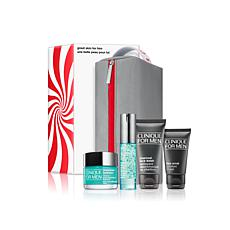 Clinique Great Skin For Him Men's Skincare Set