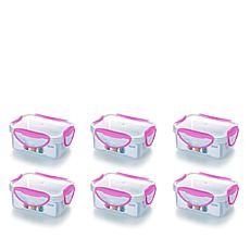 ClipFresh 12-piece 13 oz. Food Storage Container Set