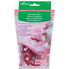 Clover Wonder Clips 100-pack