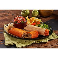 Coach Joe's 6-piece Beef Tamales Auto-Ship®