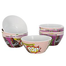 "Coca-Cola 90s Pop  6"" Bowl"