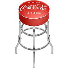 "Coca-Cola Vintage Pub Stool - 30"""