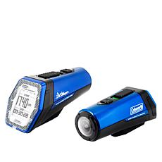 Coleman Action Camera with GPS Tracking
