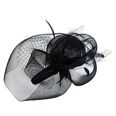 Collection 18 Netting Fascinator Headband