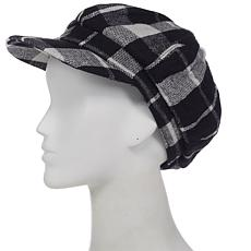 Collection 18 Plaid Cabby Hat