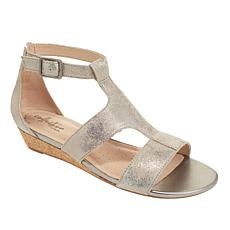 Sandal Clarks Leather Collection By Wedge Lily Abigail SpVzMqU