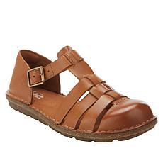Collection by Clarks Blake Moss Leather Fisherman Sandal