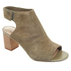 Collection by Clarks Deva Bell Heeled Leather Shootie