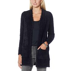 """Colleen Lopez """"CL Soft"""" Snuggle Knit Cardigan"""