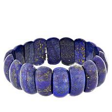 Colleen Lopez Geometric Gemstone Stretch Bracelet