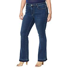 Colleen Lopez Lake Calhoun Released-Hem Flare Jean