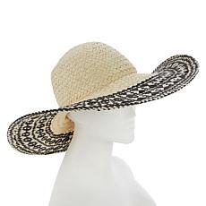 Colleen Lopez Straw Sun Hat
