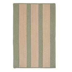 Colonial Mills Boat House 8' Square Rug - Olive