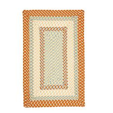 Colonial Mills Montego 5' x 8' Rug - Tangerine