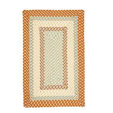 Colonial Mills Montego 5' x 8' Rug - Tangerine