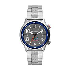 Columbia Men's Outbacker Florida Gators Stainless Steel Bracelet Watch