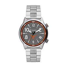 Columbia Men's Outbacker Texas Stainless Steel Bracelet Watch