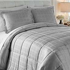 Comfort & Joy 300TC 7pc Sheet and Comforter Set