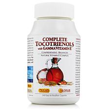 Complete Tocotrienols with Gamma Vitamin E-240 Capsules