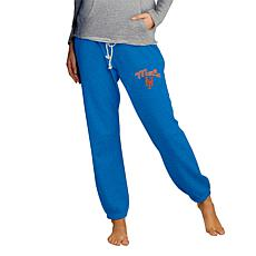 Concepts Sport Mainstream Ladies Knit Pant - Mets