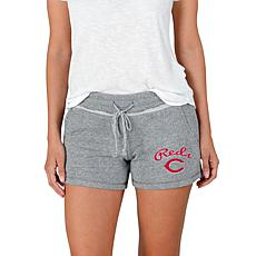 Concepts Sport Mainstream Ladies Knit Short - Reds