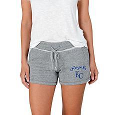 Concepts Sport Mainstream Ladies Knit Short - Royals
