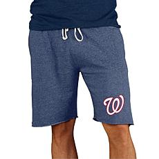 Concepts Sport Mainstream Men's Knit Short - Nationals