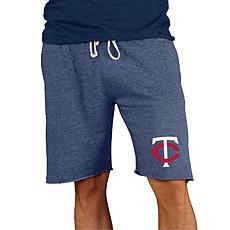 Concepts Sport Mainstream Men's Knit Short - Twins