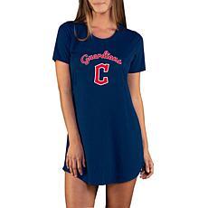 Concepts Sport Marathon Ladies Knit Nightshirt - Cleveland