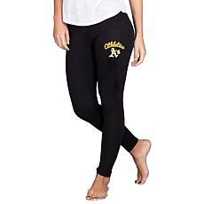 Concepts Sport Oakland Athletics Fraction Women's Leggings