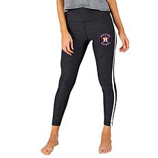 Concepts Sport Officially Licensed MLB Ladies Legging - Astros