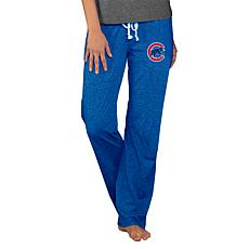 Concepts Sport Quest Ladies Knit Pant - Cubs