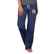 Concepts Sport Quest Ladies Knit Pant - Yankees