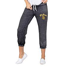 Concepts Sport San Diego Padres Women's Knit Capri Pant