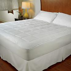 Concierge All Season Reversible Mattress Pad - CKing