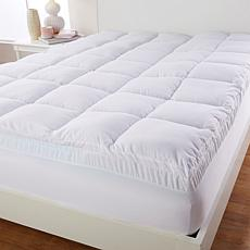 Concierge Collection 2-pc Hybrid Memory Foam Cal King Mattress Topper