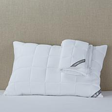 Concierge Collection 2pk Quilted  Pillow Protectors - J