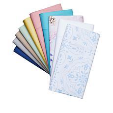 Concierge Collection 400TC 100% Cotton Wrinkle-Resistant Pillowcases