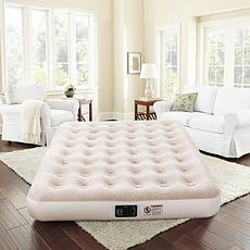 "Concierge Collection 9"" Queen Air Mattress with Built-In Pump"