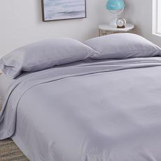"""Concierge Collection All-in-One 16"""" Queen Air Mattress Guestroom Set"""