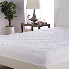 Concierge Collection Cool Cotton Mattress Topper