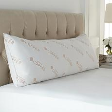 Concierge Collection Copper Body Pillow