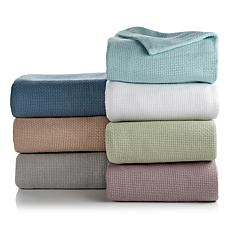 Concierge Collection Elements 100% Cotton Blanket