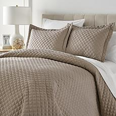 Concierge Collection Elements  3-piece Quilt Set