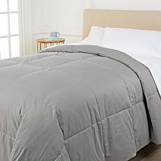 Concierge Collection Platinum 400TC Cotton Goose Down Comforter - Twin