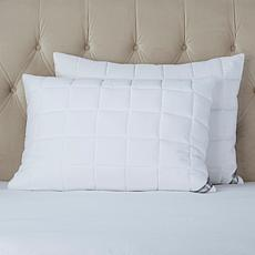 Concierge Gel-Top Feather-Filled 2pk Pillows - King