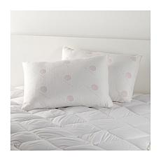 Concierge Rx Pearl Essence Knit Pillow Jumbo 2-pack