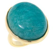 Connie Craig Carroll Jewelry Reese Gemstone Oval Ring