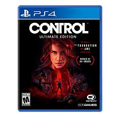 Control Ultimate Edition for PlayStation 4