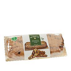 Cookies Con Amore 2 lb. Vegan Cherry Pistachio Biscotti Loaf